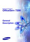 Samsung 7200 General Description Manual 95 pages