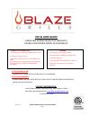 Blaze BLZ-SB1