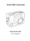 IronX DXG-5G9V HD