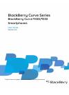Blackberry CURVE 9300 - V6.0
