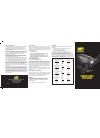 NiteRider Lumina 350 Operation & User's Manual 2 pages