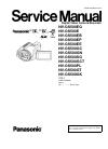 Panasonic NV-GS500EG