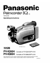 Panasonic Palmcorder IQ PV-IQ604