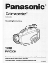 Panasonic PV-D308