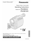 Panasonic PV-DV51