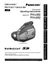 Panasonic PV-L652