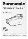Panasonic PV-L658