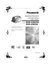 Panasonic SDR-H20GN