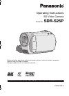 Panasonic SDR-S25P