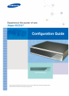 Samsung Ubigate iBG3026 Configuration Manual 718 pages