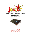 Jester Zero 88 Operating Manual 52 pages