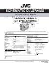 JVC GR-D20EK Schematic diagrams