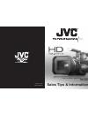 JVC GR-HD1 Information