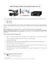 JVC GY-HD100U - 3-ccd Prohd Camcorder Instructions manual