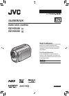 JVC GZ-HD320 - Everio Camcorder - 1080p