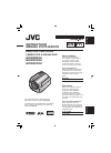 JVC GZ-MG130U Instructions manual