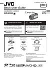 JVC GZ-E200 Basic user's manual