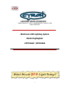 Cyron HTP1502E Operation & User's Manual 12 pages