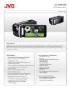 JVC GZ-HM960BUS