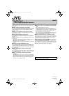 JVC GZ-MG20US - Everio Camcorder - 680 KP Read this first