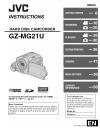 JVC GZ-MG21U