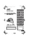 JVC GZ-MG67US Instructions manual