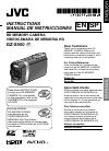 JVC GZ-X900