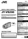 JVC JY-VS200