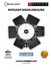 Rotorlight Anova Operation & User's Manual 16 pages