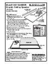 Bogen CSD1X2NBVR Information 1 pages
