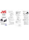 JVC GY-DV300U - 1/3