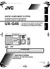 JVC UX-G45