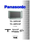 Panasonic TX-28PS10P