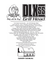 Party King Grills PKG DLX-SS