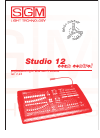 SGM Studio 12 Operation & User's Manual 62 pages