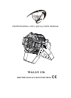 Triton WALLY 136 Operation & User's Manual 19 pages