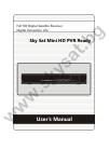 Sky Sat Mini HD PVR Ready