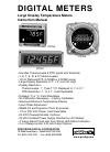 PRECISION DIGITAL PD755