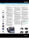 Sony Handycam HDR-UX10