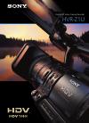 Sony HVR-Z1U