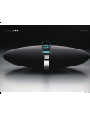 Bowers & Wilkins Zeppelin Air Specifications 26 pages