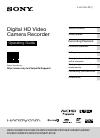 Sony HDR-PJ420VE