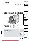 Canon MVX-45i