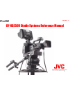 JVC GY-HD250U - 3-ccd Prohd Camcorder Reference manual