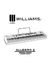 Williams ALLEGRO 2