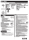 All-Pro MS185 Instruction Manual 7 pages