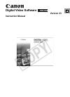 Canon HV10 - Camcorder - 1080i