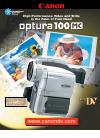 Canon Optura 100MC
