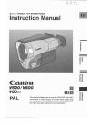 Canon V 50 Hi