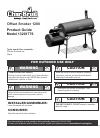Char-Broil 13201776